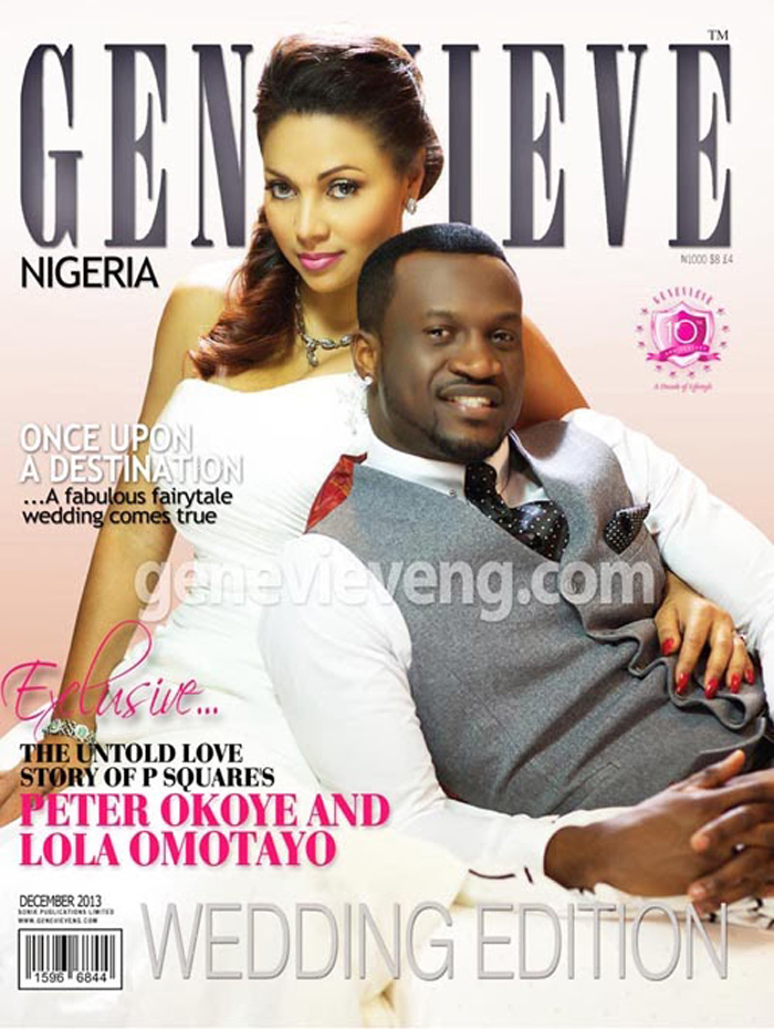 Press Coverage: Genevieve Magazine Bridal Fashion Story.